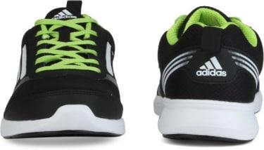 ADIDAS ADIRAY M Men Running Shoes For Men(Black, Green, White) image 3