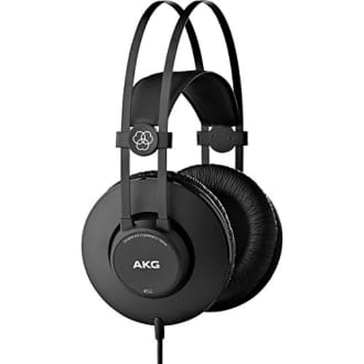 AKG K52 Over Ear Headphones  image 1
