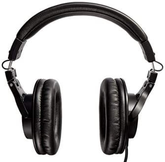 AudioTechnica ATH-M30X Professional Monitor Headphone  image 3