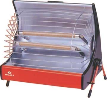 Bajaj Deluxe 2000W Radiant Room Heater image 1
