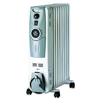 Bajaj Majesty RH 9F 2000W Oil Filler Radiator Room Heater image 1