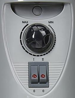 Bajaj Majesty RH 9F 2000W Oil Filler Radiator Room Heater image 2
