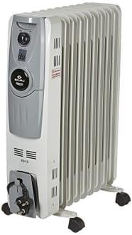 Bajaj Majesty RH 9F 2000W Oil Filler Radiator Room Heater image 4