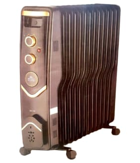 Bajaj Platini PH13S 2500W Oil Filled Radiator image 1