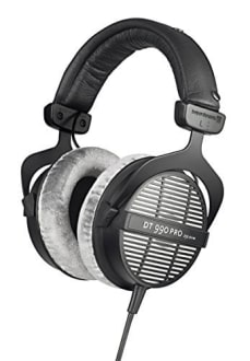 Beyerdynamic AMS-DT-990-PRO-250 Professional Acoustically Open Headphones  image 1