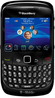 BlackBerry Curve 8520  image 1
