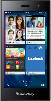 BlackBerry Leap  image 2