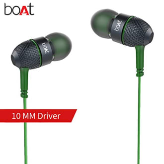 Boat Bass Heads 225 In-Ear Headphones with Mic  image 3