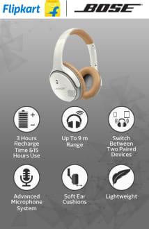 Bose SoundLink II Around Ear Bluetooth Headphones  image 2