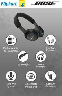Bose SoundLink On the Ear Headphones  image 2