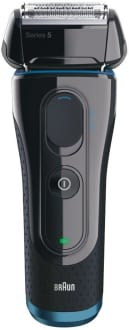 Braun 5040S Wet and Dry Shaver  image 1