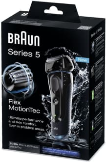 Braun 5040S Wet and Dry Shaver  image 2
