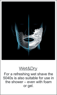 Braun 5040S Wet and Dry Shaver  image 4