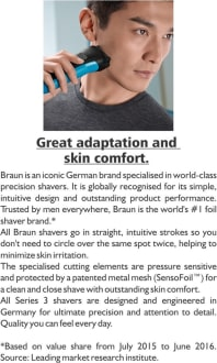 Braun Series 3 310 Shaver  image 4