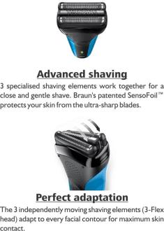 Braun Series 3 310 Shaver  image 5