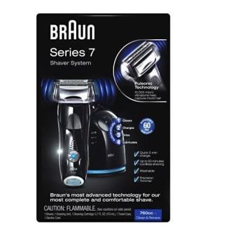 Braun Series 7-760cc Pulsonic Shaver System  image 4