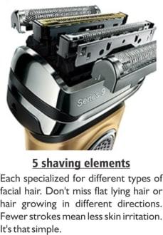 Braun Series 9 9299 Shaver  image 4