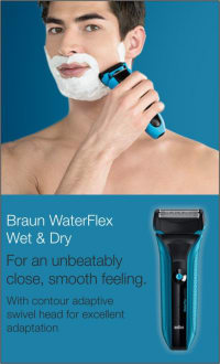 Braun Waterflex 2S Shaver  image 5