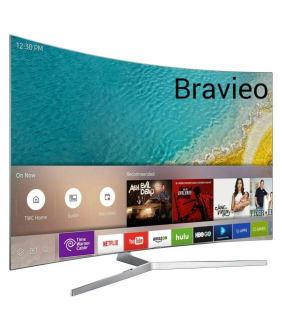 Bravieo KLV-65J5500B 65 Inch 4K Ultra HD Smart LED TV  image 1