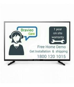 Bravieo KLV-65J5500B 65 Inch 4K Ultra HD Smart LED TV  image 4