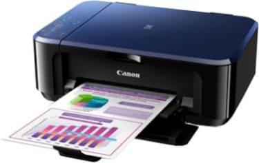 Canon Pixma E560 Printer  image 3