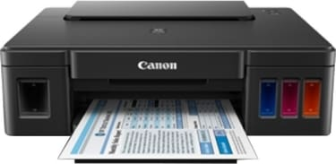 Canon PIXMA G1000 Ink Tank Printer image 2