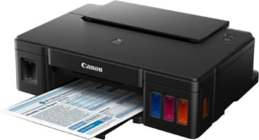 Canon PIXMA G1000 Ink Tank Printer image 3