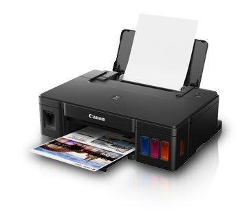 Canon Pixma G1010 Inkjet Printer image 2