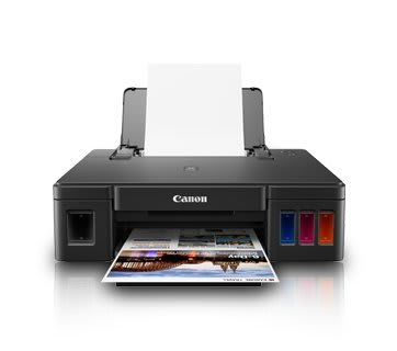 Canon Pixma G1010 Inkjet Printer image 4