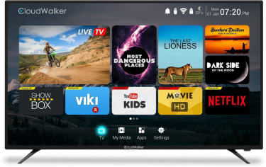 Cloudwalker Cloud TV 65SU 65 Inch Ultra HD 4K Smart LED TV  image 1