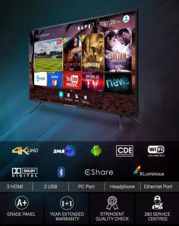 Cloudwalker Cloud TV 65SU 65 Inch Ultra HD 4K Smart LED TV  image 2