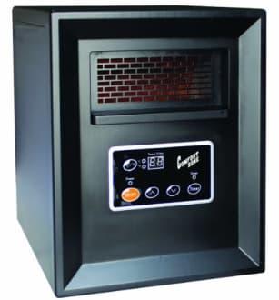Comfort Zone CZ2011P Infrared Quartz Heater image 1