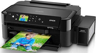 Epson L810 Inkjet Printer image 1