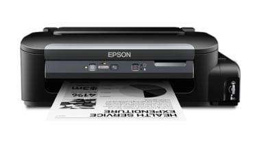 Epson M100 Monochrome Printer image 1