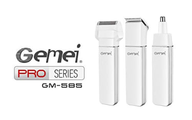Gemei GM-585 Trimmer  image 2