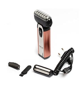 Gemei GM-9500 Rechargeable Shaver  image 1