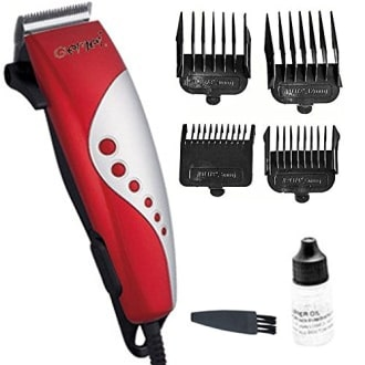 Gemei Professional GM-1015 Trimmer image 1