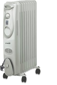 Gryphon GCC13-OHF 2500/2900W Oil Filled Radiator Room Heater image 1