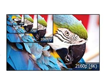 Haier LE55B9500U 55 Inch 4K Ultra HD LED TV  image 2