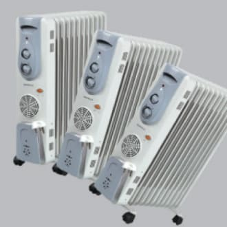 Havells OFR 11 Fin 2500W PTC Room Heater  image 4