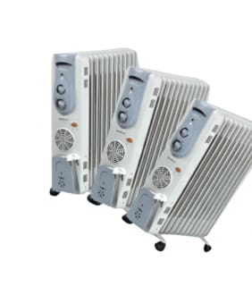 Havells OFR-9Fin 2000W Oil Filled Radiator Room Heater image 2