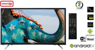 Hitech LEF40 40 Inch HD Ready Smart LED TV  image 2