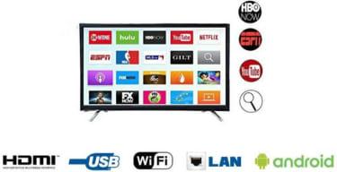 Hitech LEF40 40 Inch HD Ready Smart LED TV  image 3