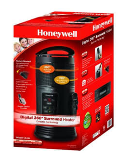 Honeywell HZ-445R Room Heater image 2