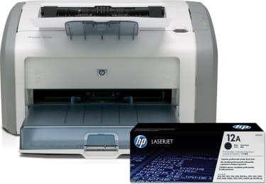 HP LaserJet 1020 Plus Printer image 1
