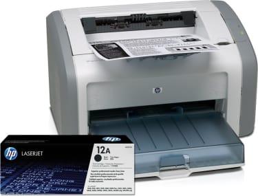 HP LaserJet 1020 Plus Printer image 2