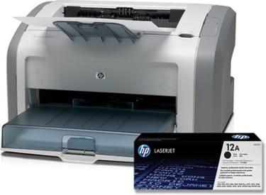 HP LaserJet 1020 Plus Printer image 3