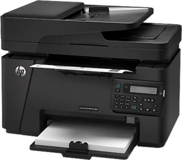 HP LaserJet Pro MFP M128fn Printer image 1