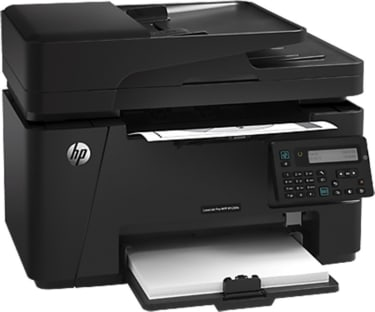 HP LaserJet Pro MFP M128fn Printer image 2