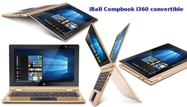 iball Compbook i360 Notebook  image 4